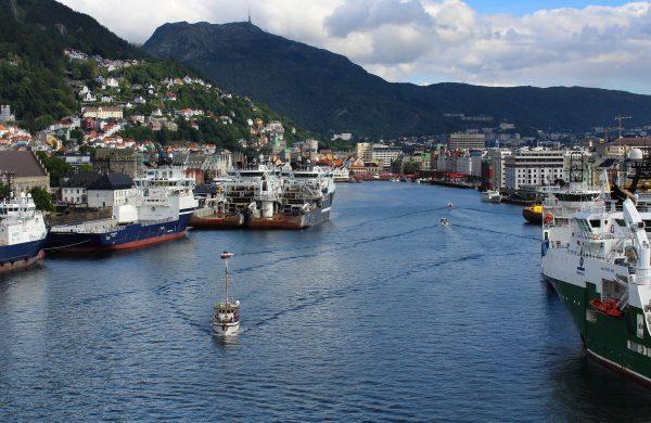 Cruisestrategi Vestlandet og Bergen